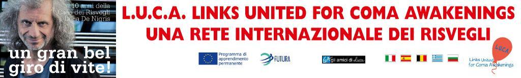 Banner LUCA Giornata dei Risvegli 2014